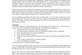 016 008005442 1 Essay Example How To Write Fascinating A Satire On Obesity Outline Essay-example