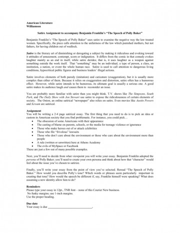 016 008005442 1 Essay Example How To Write Fascinating A Satire An Introduction For Essay-example On Obesity 360
