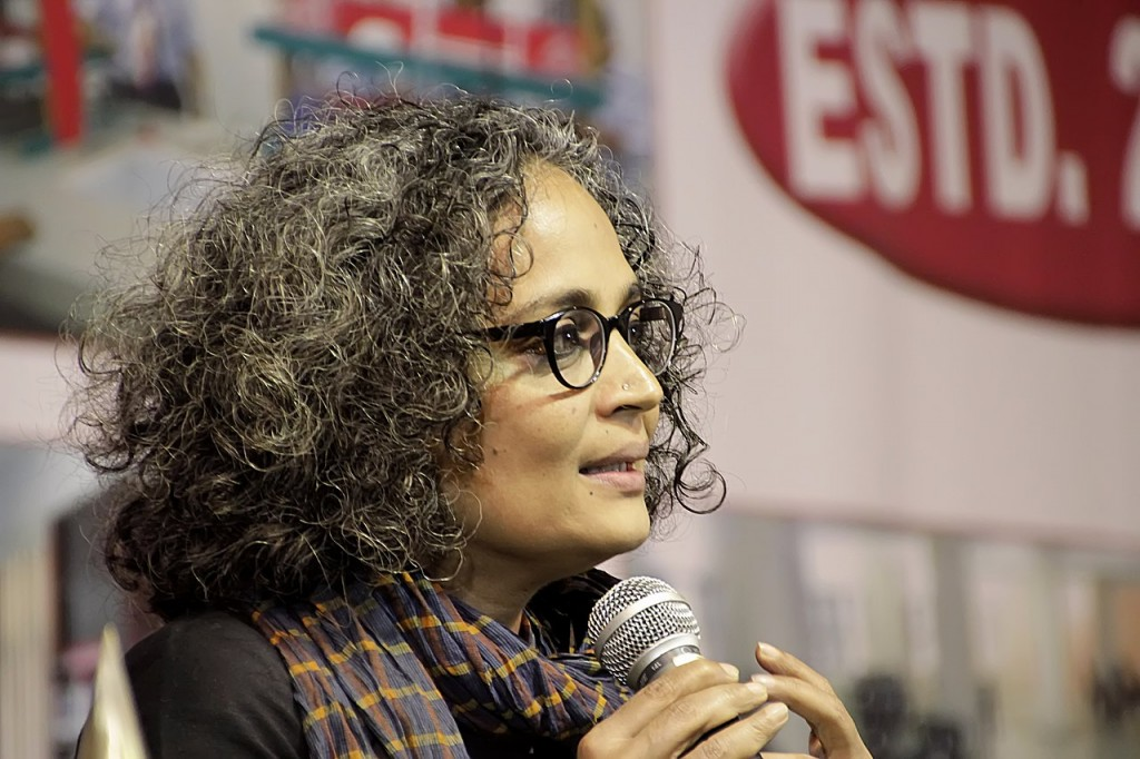 016 1280px Arundhati2c Man Booker Prize Winner Essay Example Essays By Arundhati Sensational Roy Large