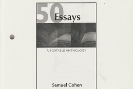 016 81qzov2hjtl Essays Essay Shocking 50 A Portable Anthology 4th Edition Answers Pdf Free Samuel Cohen
