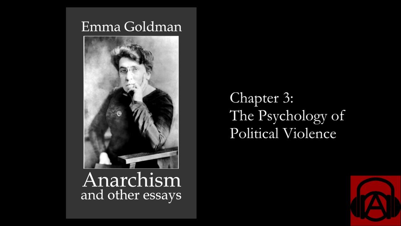 016 Anarchism And Other Essays Essay Example Incredible Emma Goldman Summary Mla Citation Full