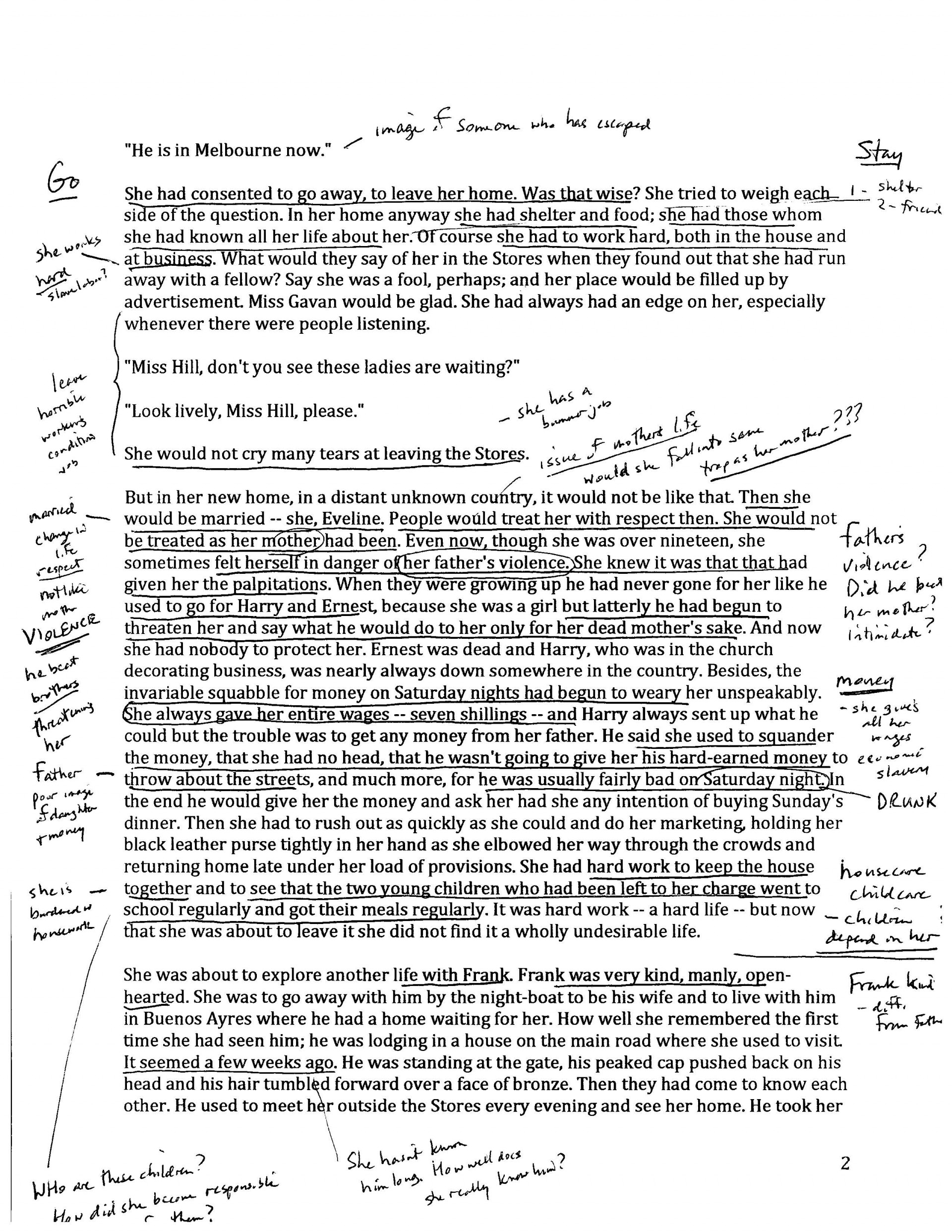016 Annotate4 How To Annotate An Essay Wondrous A Movie In Critical 1920
