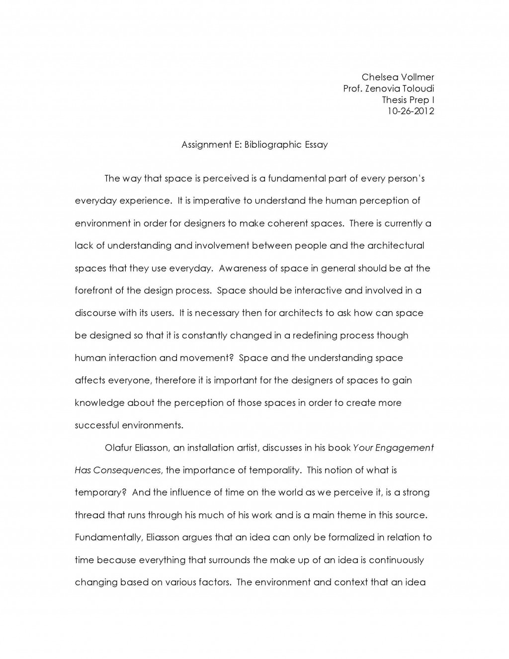 016 Assignment E Page 12 Essay Example Human Impact On The Environment Impressive Topics Large
