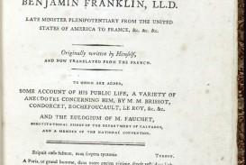 016 Ba0009 Enlarge Benjamin Franklin Essay Unbelievable Thesis Statement Conclusion
