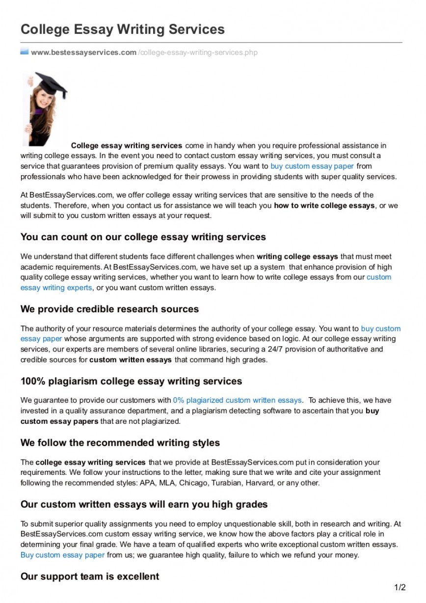 016 College Essay Service Example Bestessayservices Thumbnail Awful Reviews Application Editing Services Professional Writing