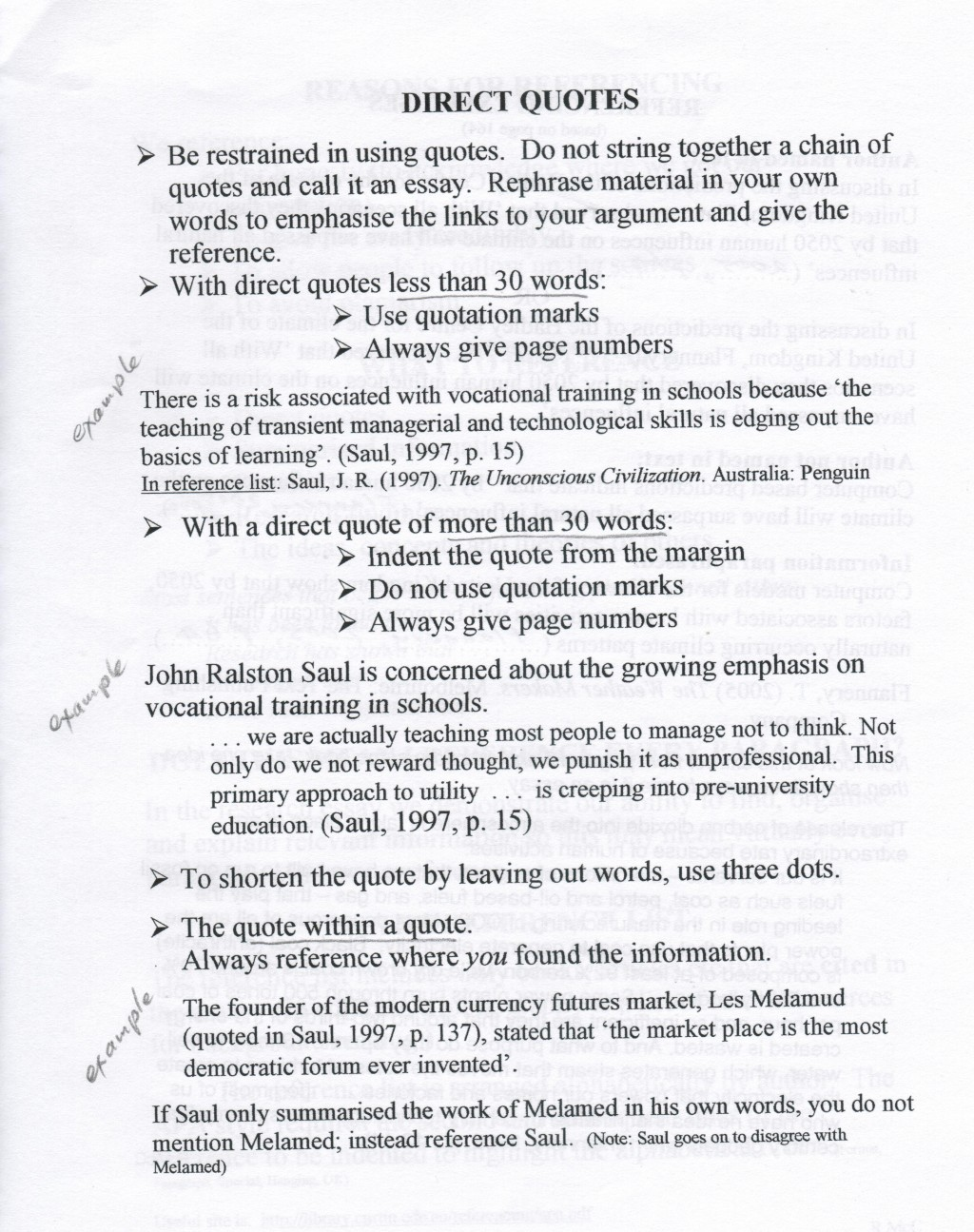 016 Direct Quotes How To Write An Essay With Imposing In Mla Integrate Quotations Writing Essays-apa Or Include A Quote Apa Large