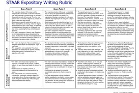 016 Essay Example 008989008 1 Expository Awesome Rubric 5th Grade Informative Writing 4 7th