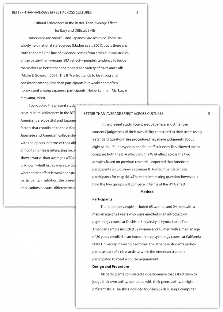 016 Essay Example Asa Paper Format Template Narrative Sample Papers Cause And Effect Also Price Research In Chinese Remarkable Reference Generator Heading Citation 728