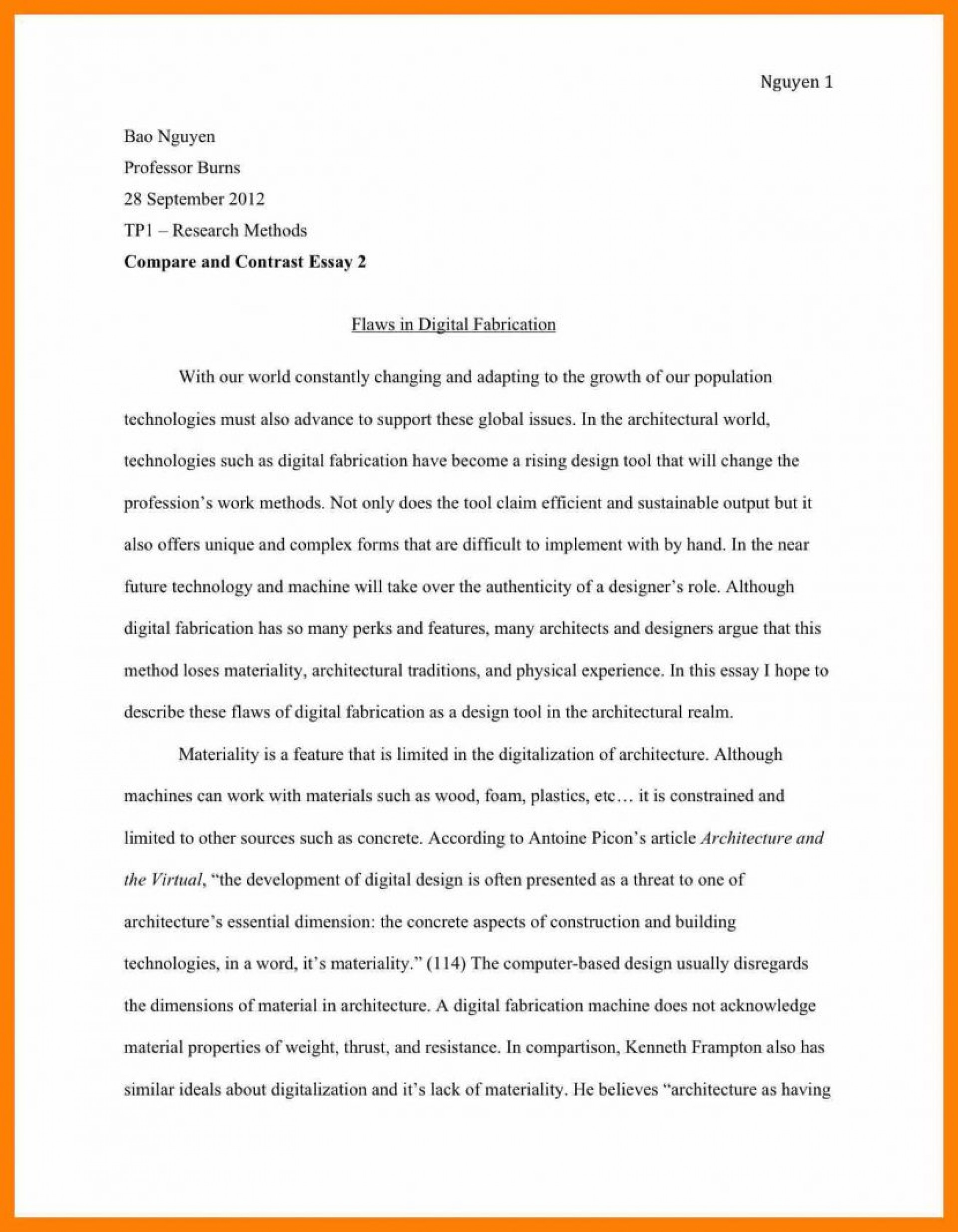 Essay On Wuthering Heights  Essay Growing Up also Essays In Literature  Essay Example How To Write Good Biography Sample  Example Of Argument Essay
