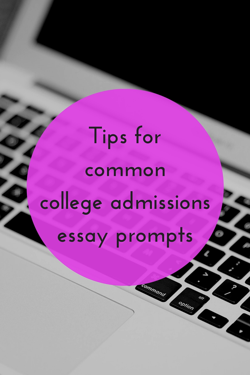 016 Essay Example College Prompts Tips For Common Shocking 2015 Admission Full