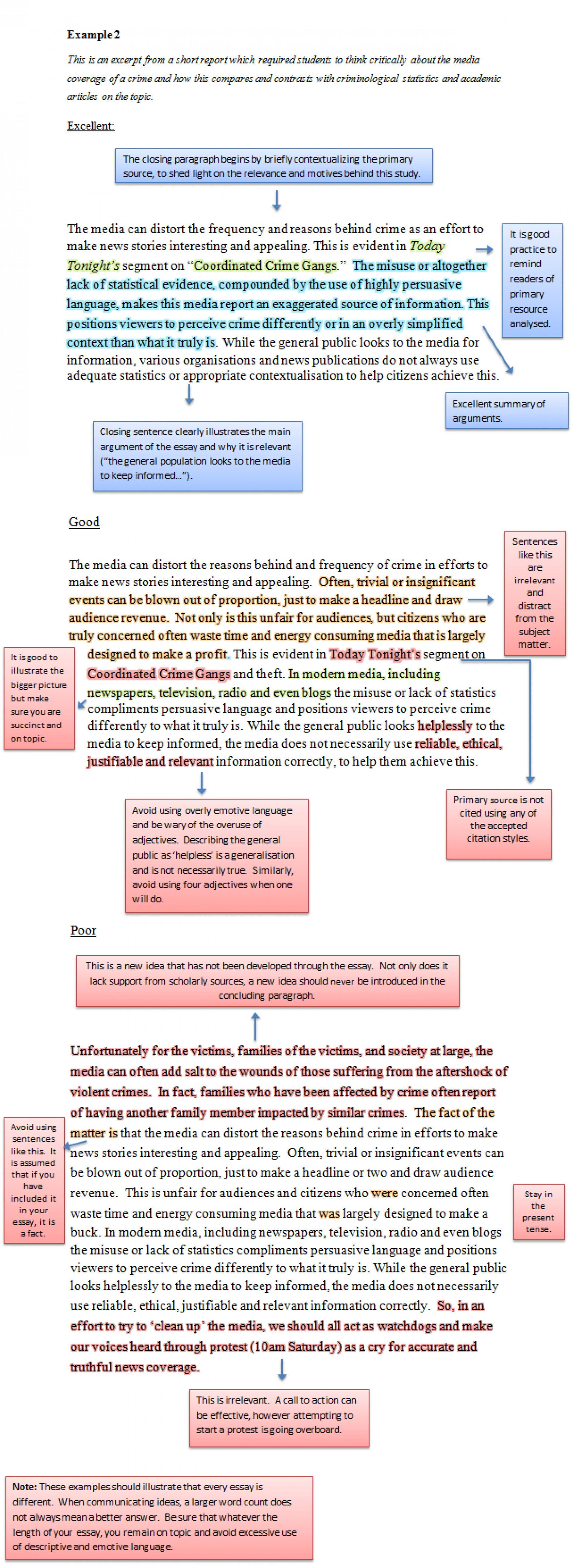 016 Essay Example Conclusion Png Sentence Examples For Archaicawful Essays College 1920