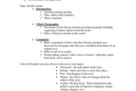 016 Essay Example Definition Striking Literature Review Expository