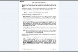016 Essay Example Descriptive Format Imposing Spm Pdf Writing