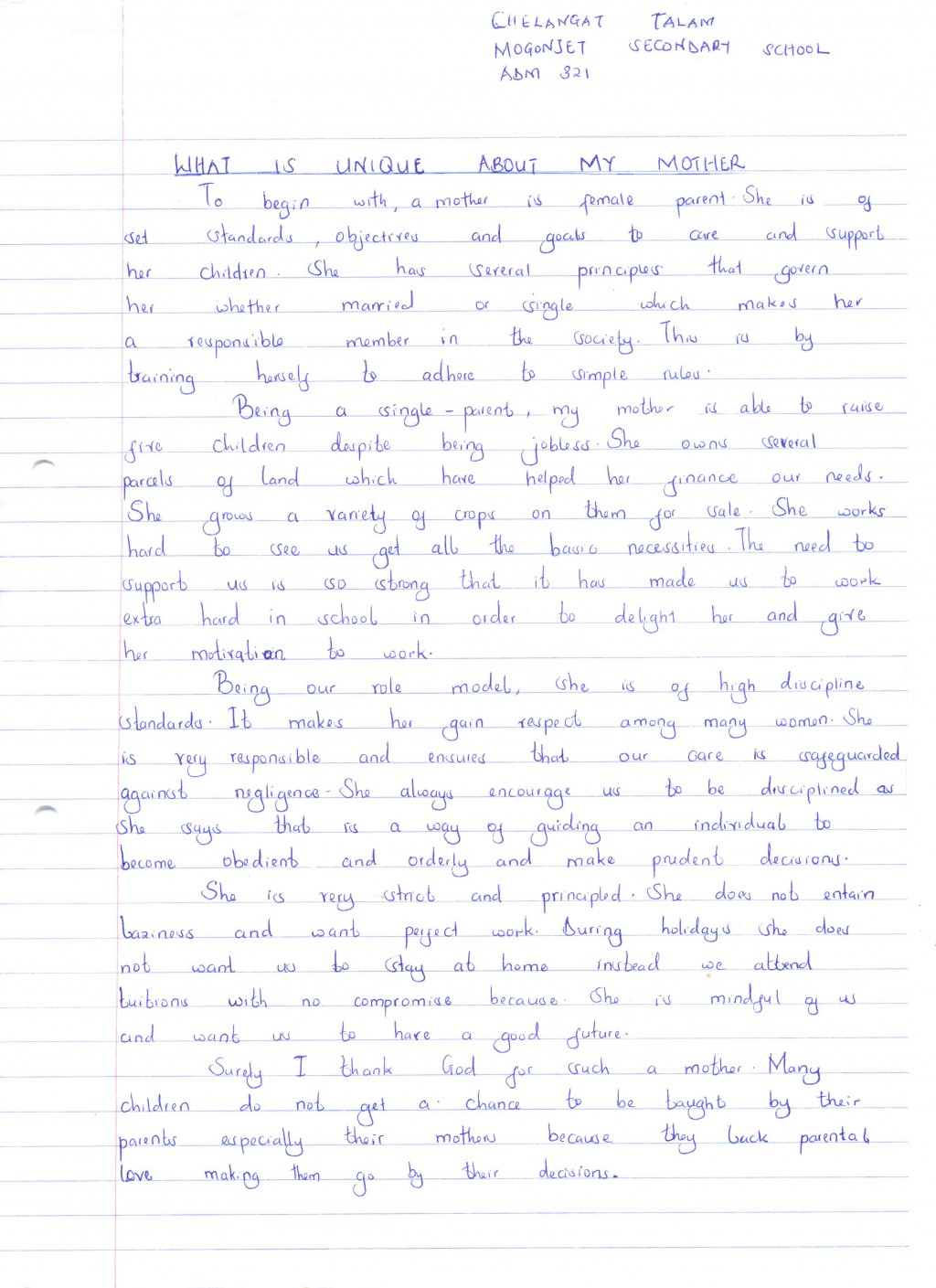 016 Essay Example Inspirational Breathtaking Essays About Life And Struggles For Youth Large