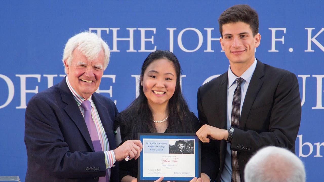 016 Essay Example Maxresdefault Jfk Impressive Contest Winners Requirements Full