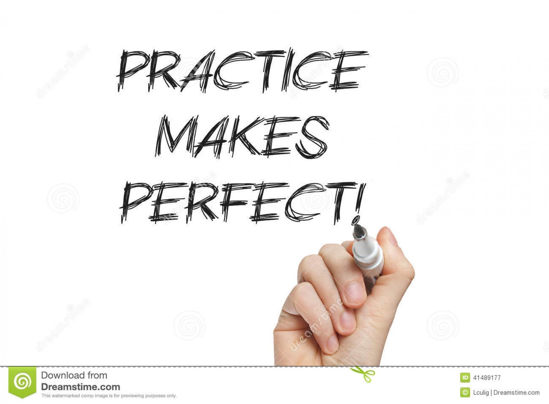 016 Essay Example Practice Makes Man Perfect Hand Writing Handwritten Marker Whiteboard Singular In Hindi 1920