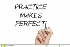 016 Essay Example Practice Makes Man Perfect Hand Writing Handwritten Marker Whiteboard Singular In Hindi