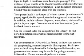 016 Essay Example Process Examples Short Paper Description Page Best Free Pdf Cooking Middle School 320