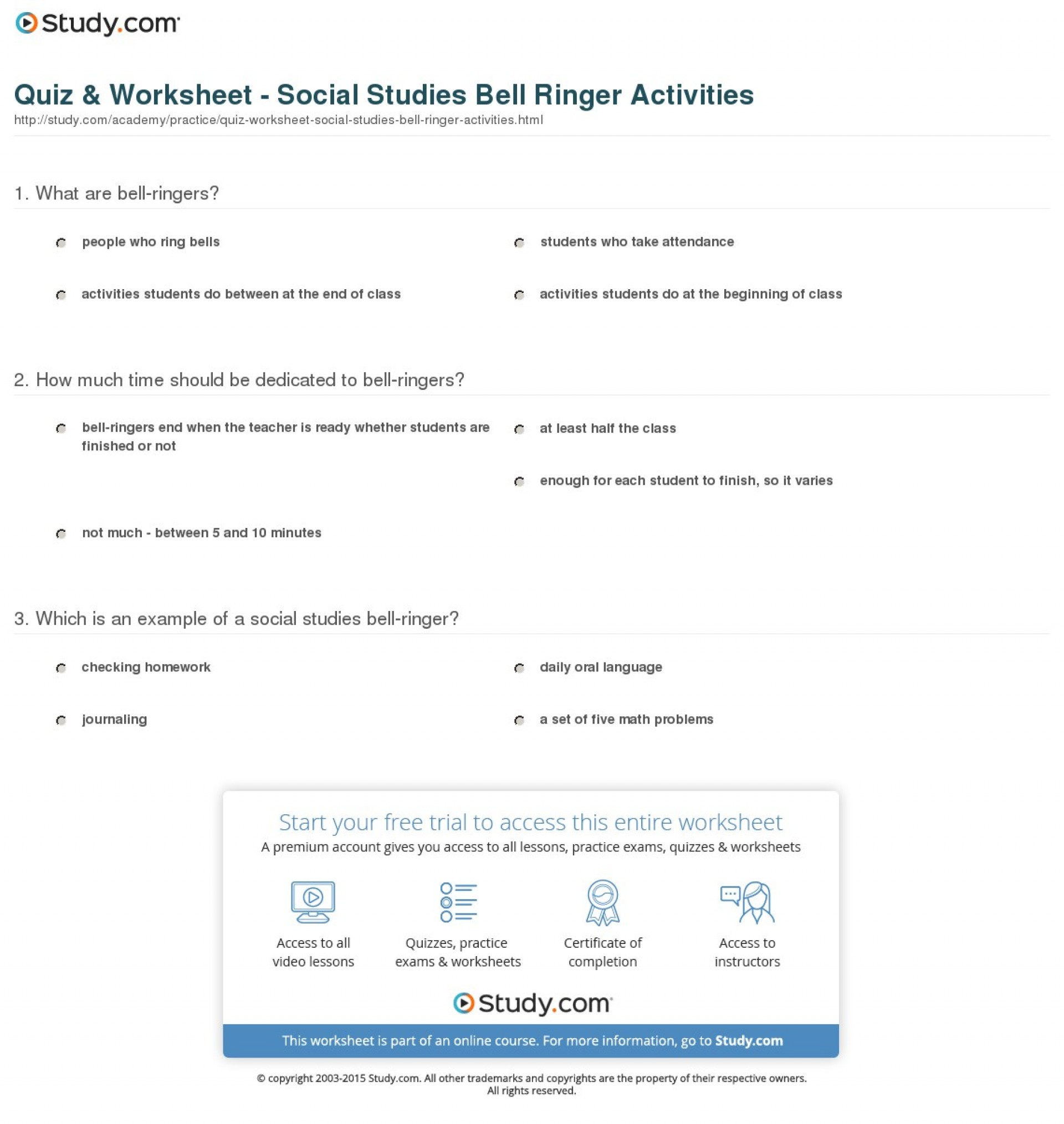 016 Essay Example Quiz Worksheet Social Studies Bell Ringer Activities Sample Ged Essays With Rare Scores Pdf 1920