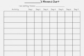 016 Essay Example Uncategorized Free Weekly Reward Chart Blank Template For Children 1024x791 Reword Unique My