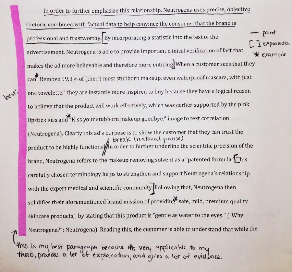 016 Essay Example Visual Rhetoric Of Rhetorical Essays Template Ph Analysis Examples Topics Shocking Response Literacy Arts Large