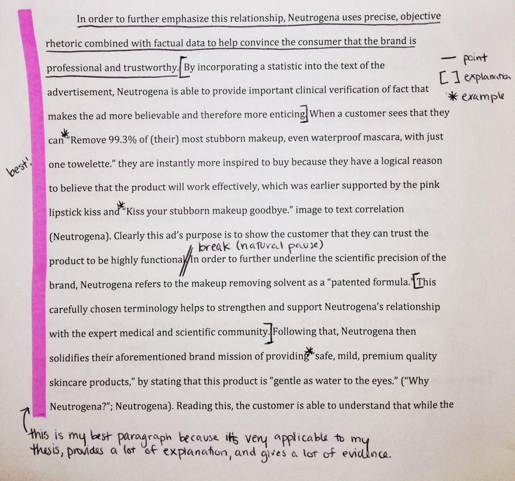 016 Essay Example Visual Rhetoric Of Rhetorical Essays Template Ph Analysis Examples Topics Shocking Response Literacy Arts Full