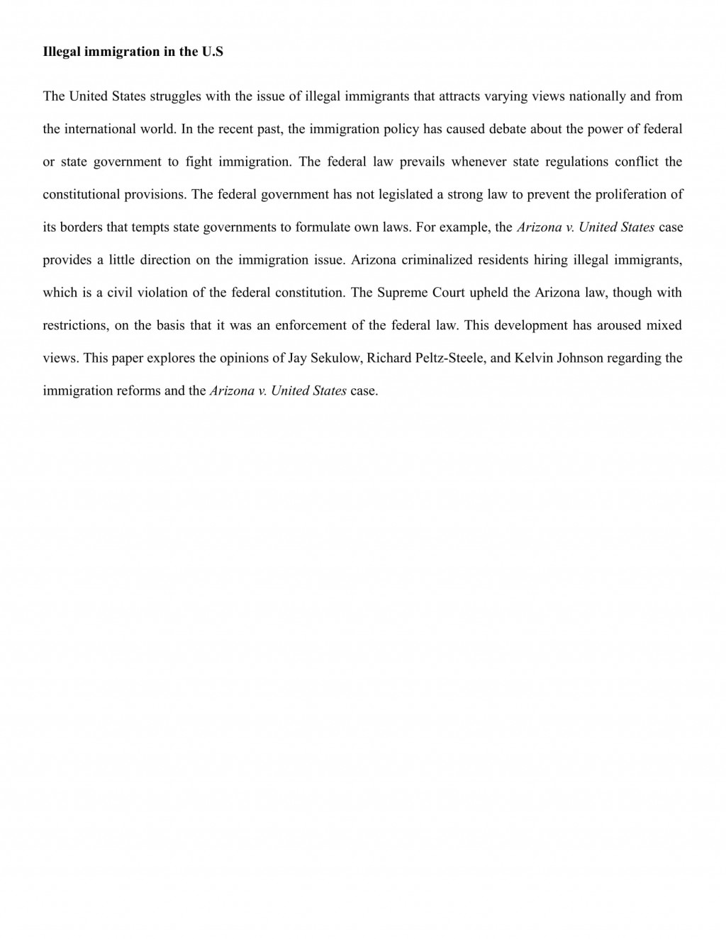 016 Essay Illegal Immigration Essays In Texas On Argumentative Topics For Research Pap Wonderful Laws Large