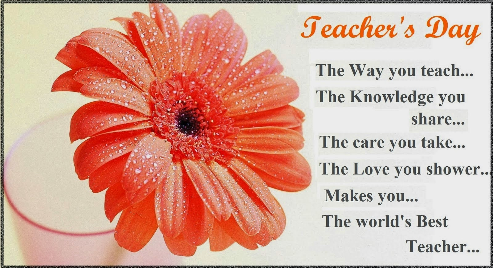 016 Essay On Teachers Day In India Example Happy Fascinating Full