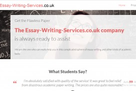 016 Essay Writing Companies Uk Services Top Websites Sites