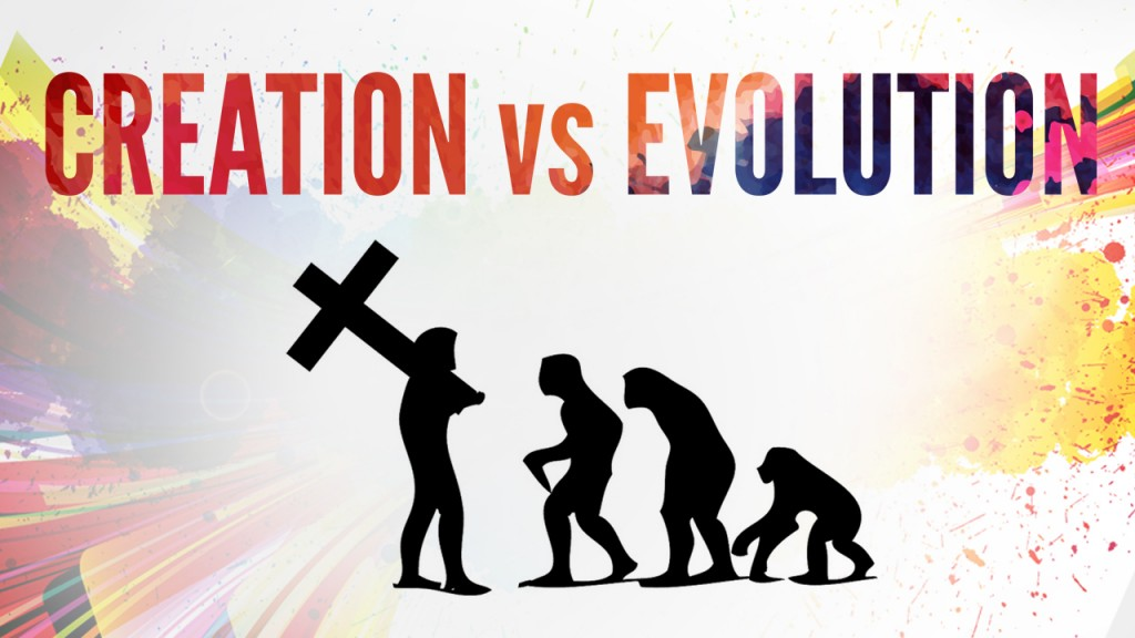 016 Evol Essay Example Creation Vs Stupendous Evolution Pdf Essays On Origins Vs. Large