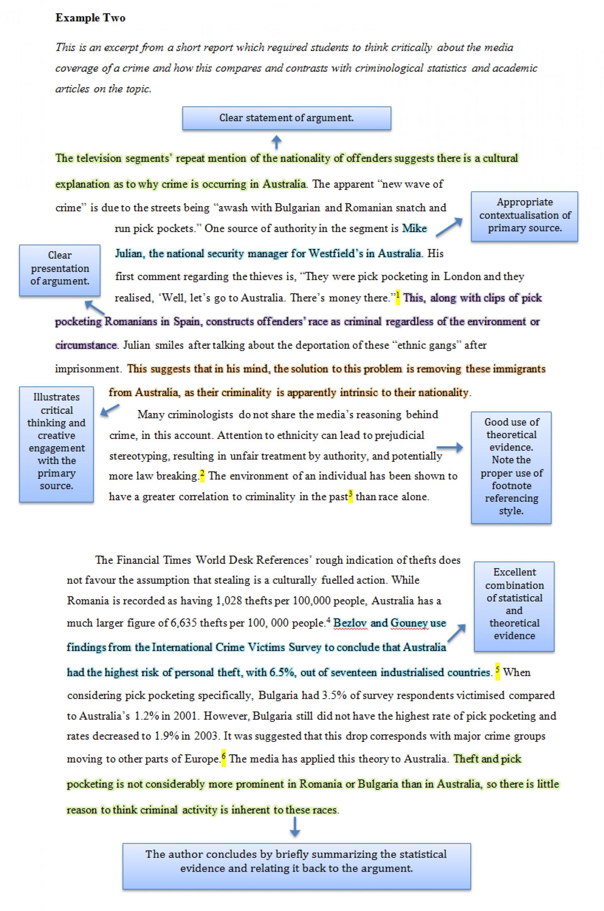 essay conclusion example