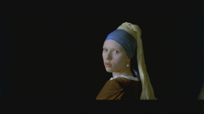 016 Girl With Pearl Earring Scarlett Johansson Essay Outstanding A The Movie Film Review 868