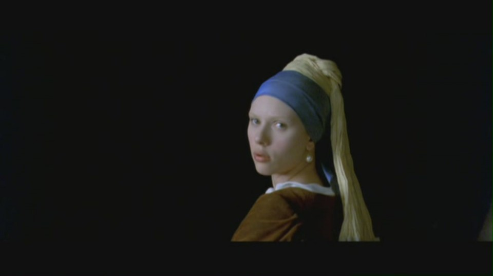 016 Girl With Pearl Earring Scarlett Johansson Essay Outstanding A The Movie Film Review 960