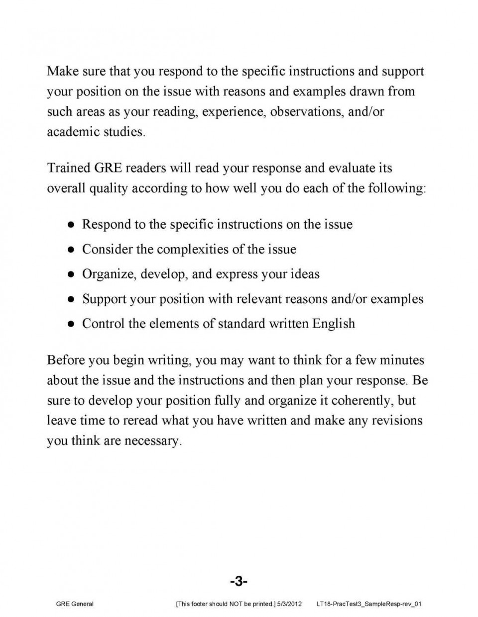 016 Gre Essay Topics Questions Ayucarcom Samples L Remarkable Pdf Analytical Writing Grader Issue Pool Solutions 960