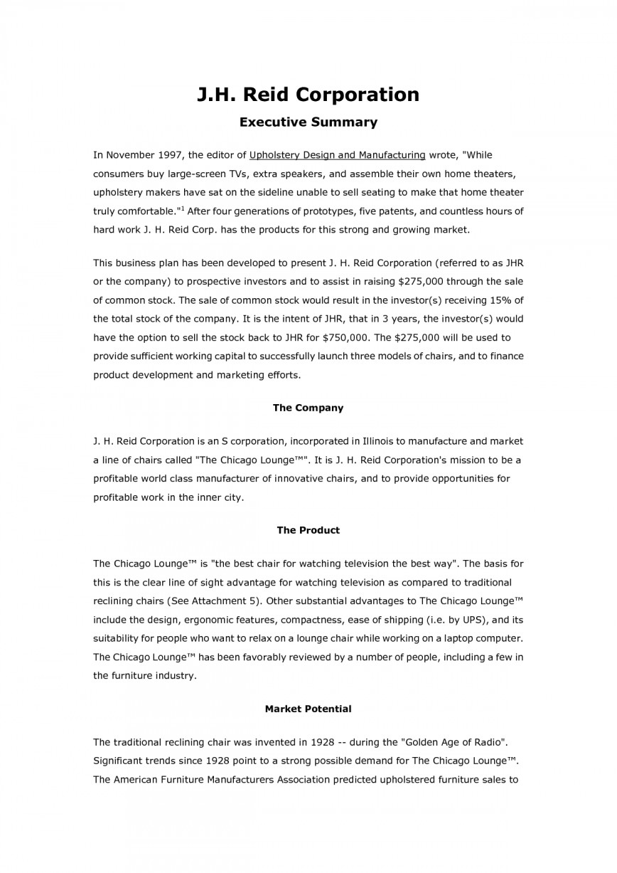016 Hard Work Essay Example Business Plan Outstanding 868