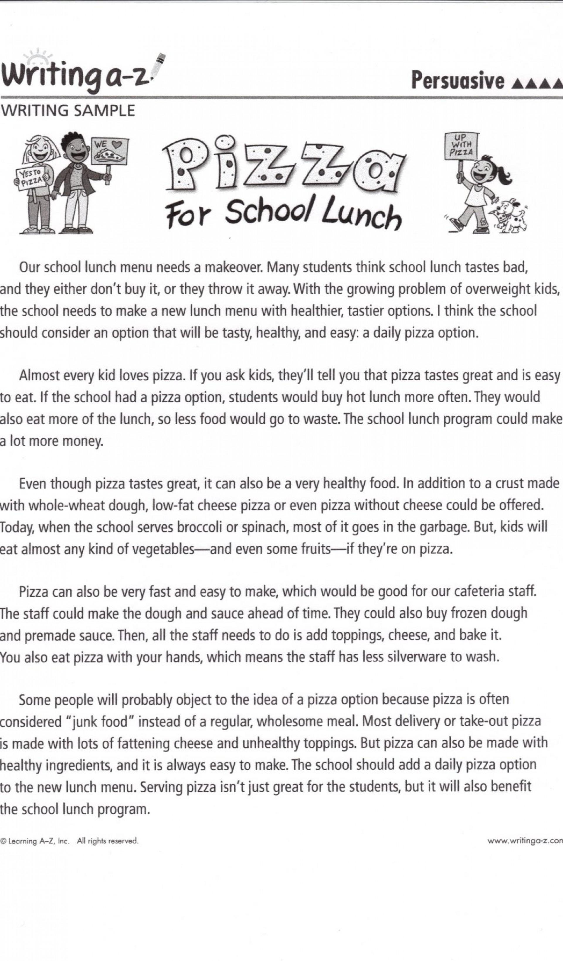 016 Healthy Eating Essay Example High School Persuasive Topics Sample Essays Writing Article Argumentative Impressive Spm Habits Pdf 1920