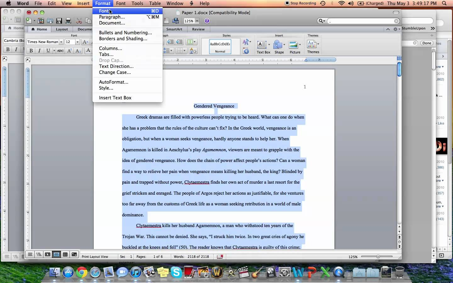 016 How To Make Essays Longer Paper Out Writing Anything