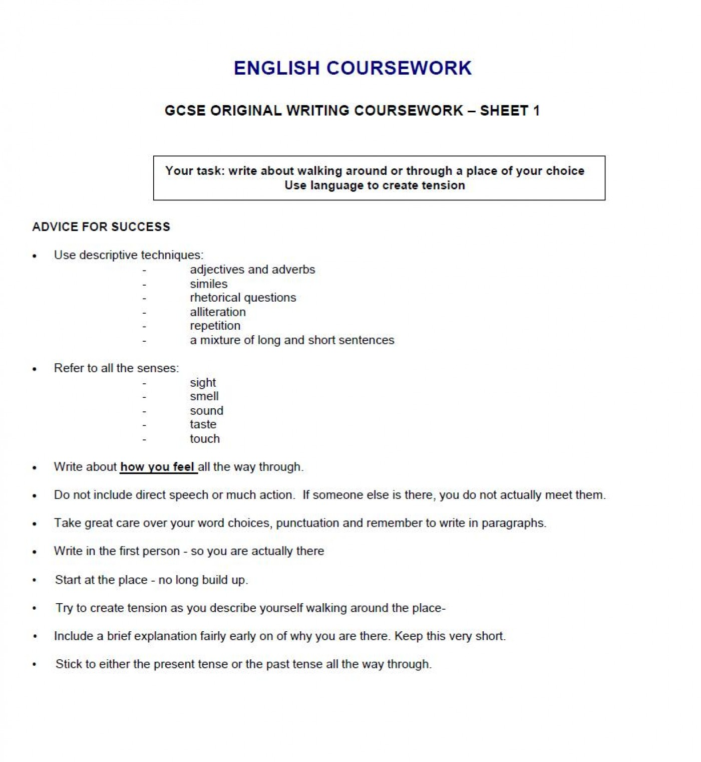 Example Of Thesis Statement In An Essay  Essay On Science And Society also Write My Essay Paper  Essay Example Gcse English Literature Othello How To  Essay On Newspaper In Hindi