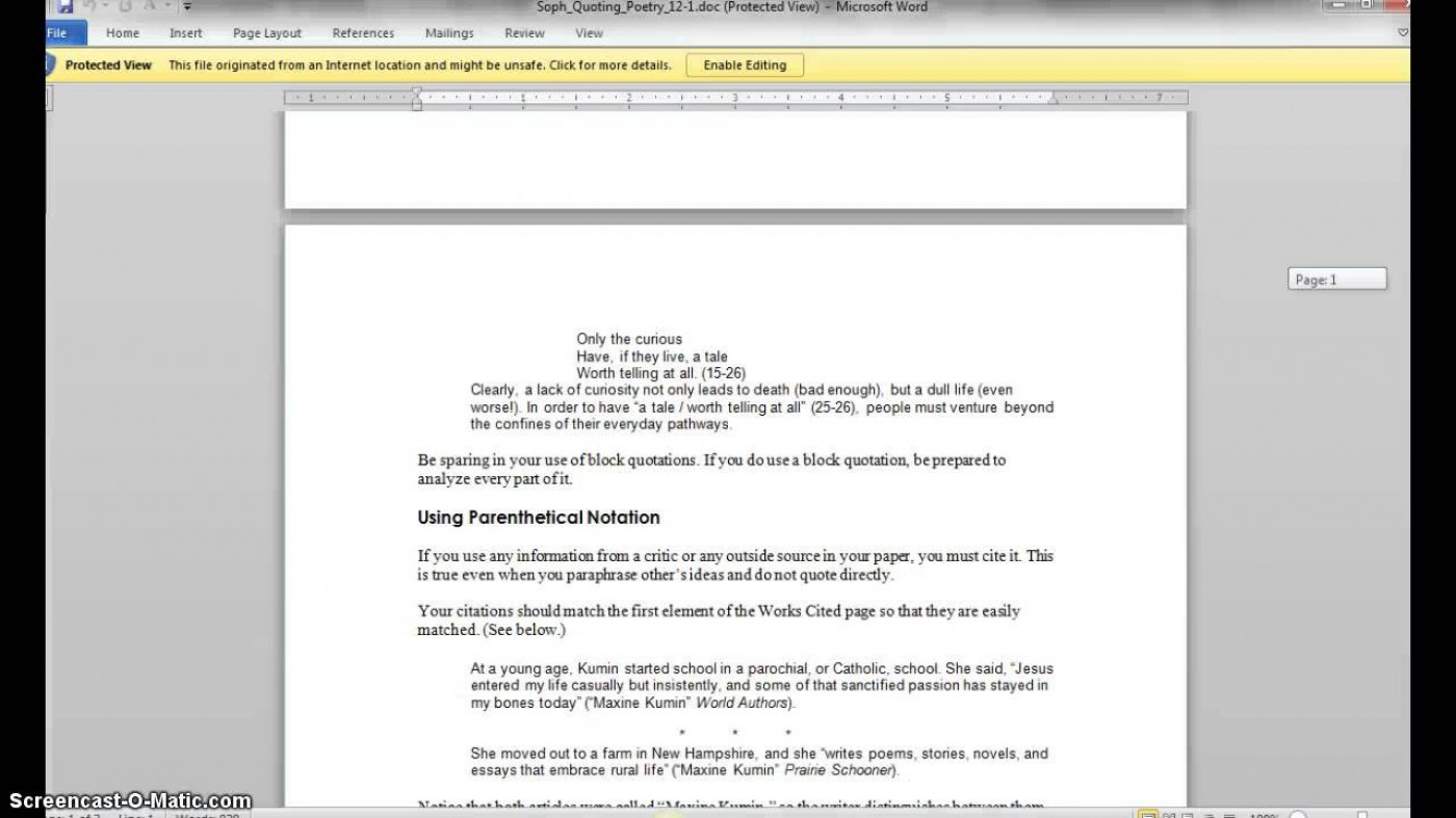 016 Maxresdefault Essay Example Unforgettable Reflective Examples About Life Pdf High School Students Apa 1400