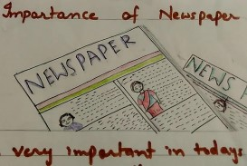 016 Maxresdefault Essay Example My Favourite Newspaper In Striking English 320