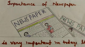 016 Maxresdefault Essay Example My Favourite Newspaper In Striking English 360