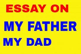 016 Maxresdefault Essay My Father Hero Unusual Parents Superhero