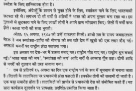 016 My Country Essay In Hindi Phenomenal 10 Lines Is Great
