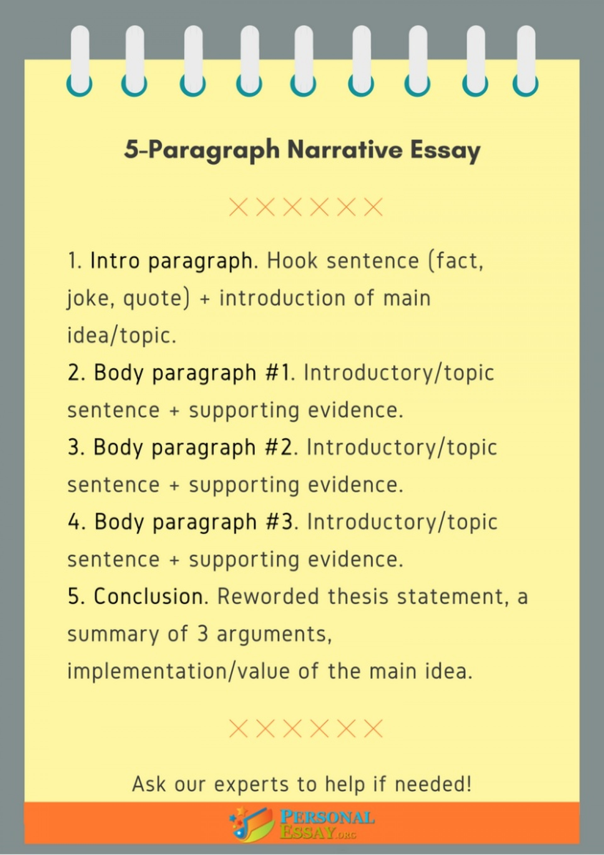 016 Narrative Essay Structure Example Fiveparagraphnarrativeessaystructure Thumbnail Surprising Pdf Examples College Personal High School 1920