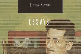 016 Orwell Essays Essay Example Singular Amazon Pdf Epub