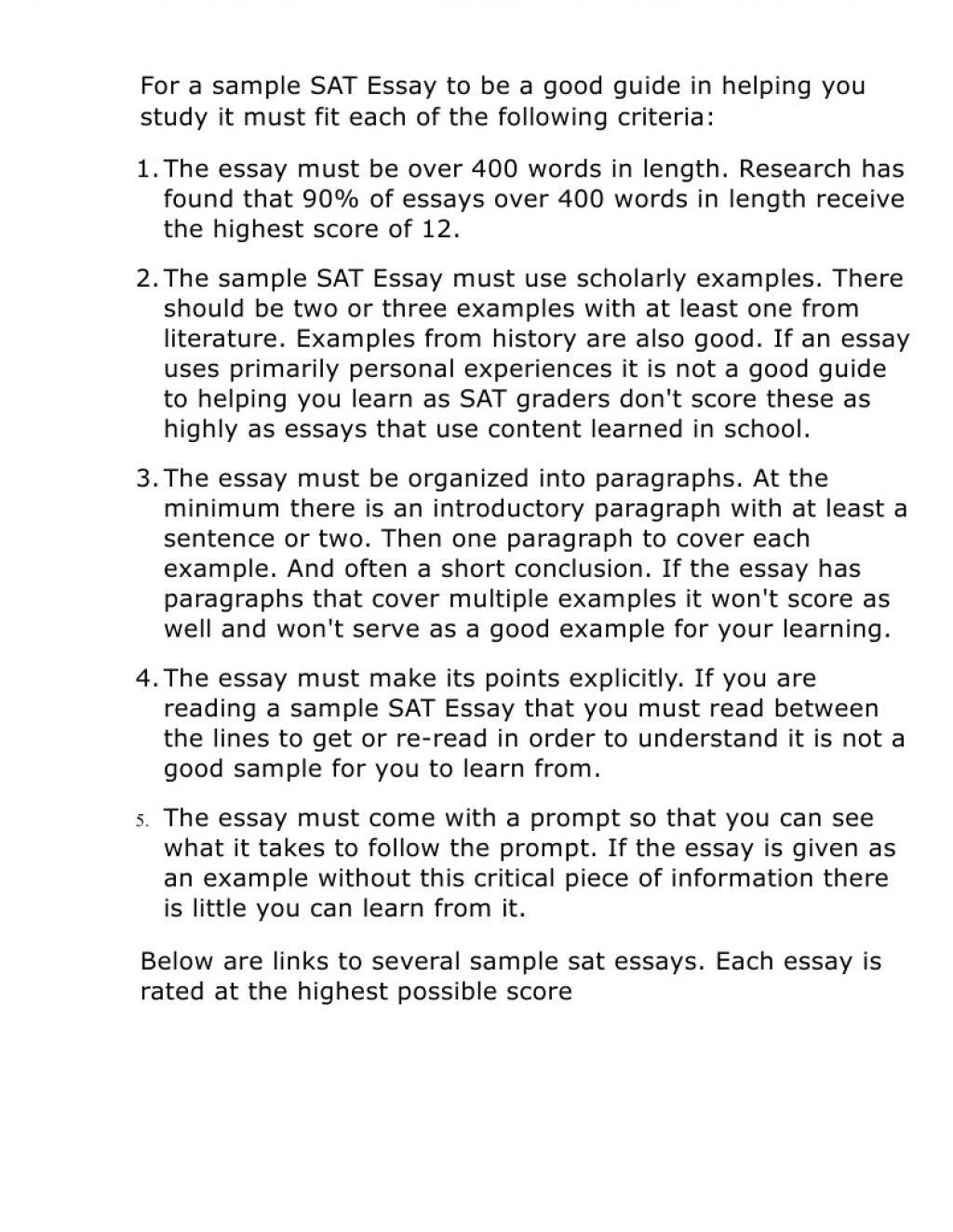 016 Sat Essays Good For School Teacher Cover To Answer Every Prompt And Tips Jimmy Carter Khan Academy Pdf Prepscholar College Board Stupendous Essay Example Examples Use Writing Paper Large