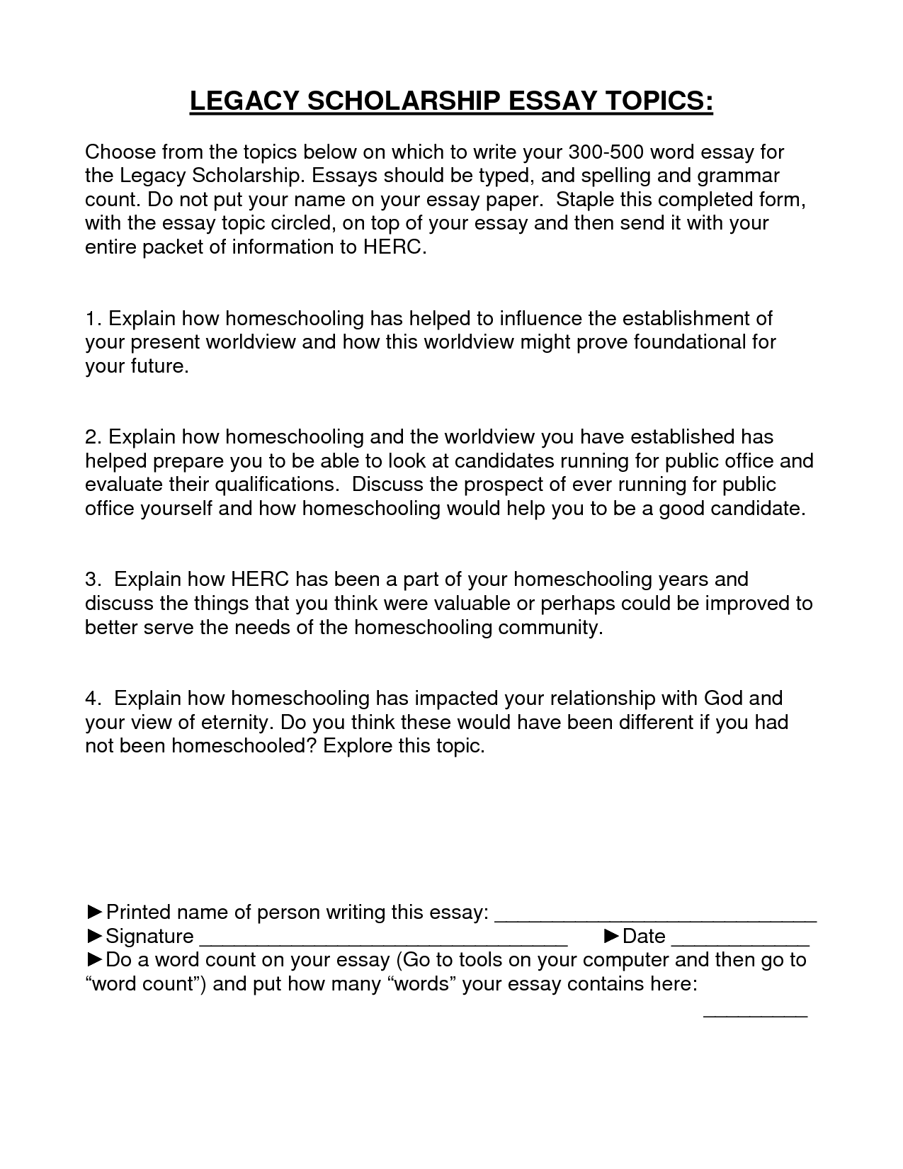 016 Template Breathtaking Word Scholarship Essay Example Of Dreaded 500 Samples How To Write A Examples Full