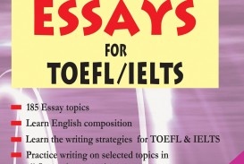 016 Toefl Essay Topic Sample Writing Topics Cover Letter Interview With Answer Independent Pdf Ibt Answerss Striking 2015 320