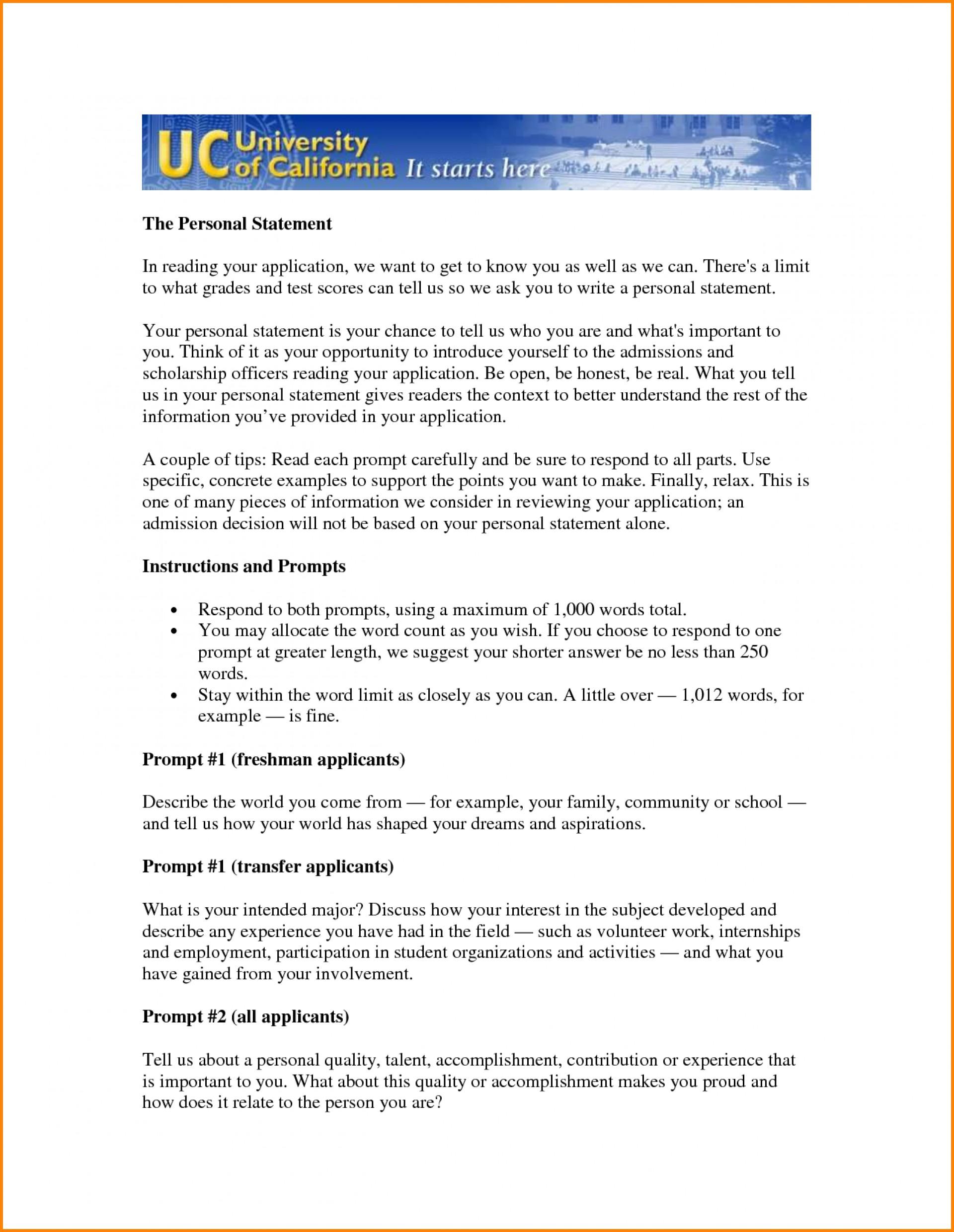 016 Uc Essay Prompt Application Prompts Davis College Personal Statement Guy Berkeleys Imposing Berkeley Examples 2016