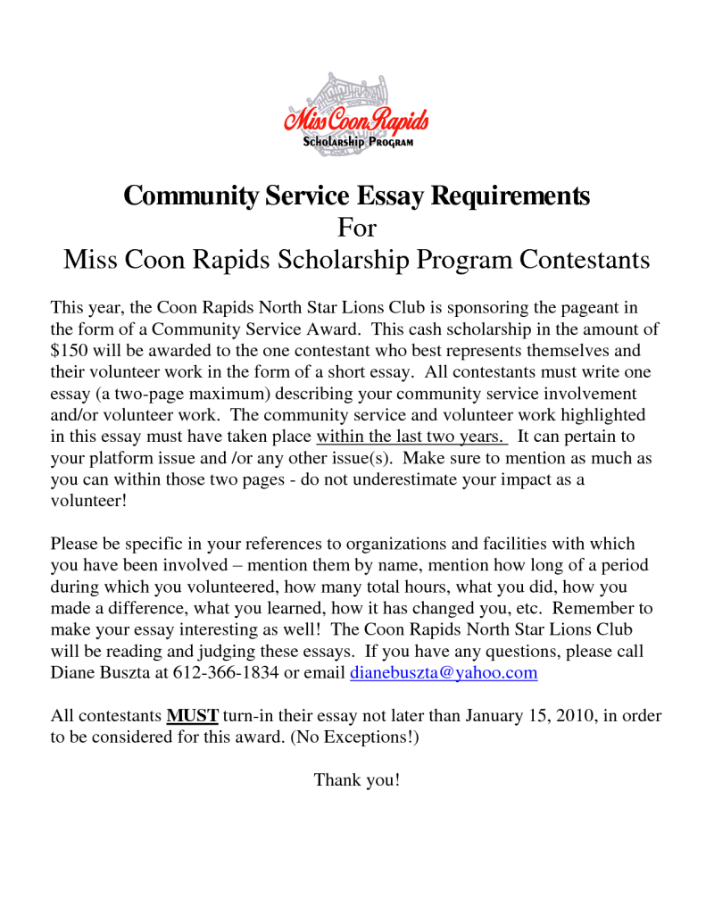 Example Of Community Service Hours Letter from www.thatsnotus.com